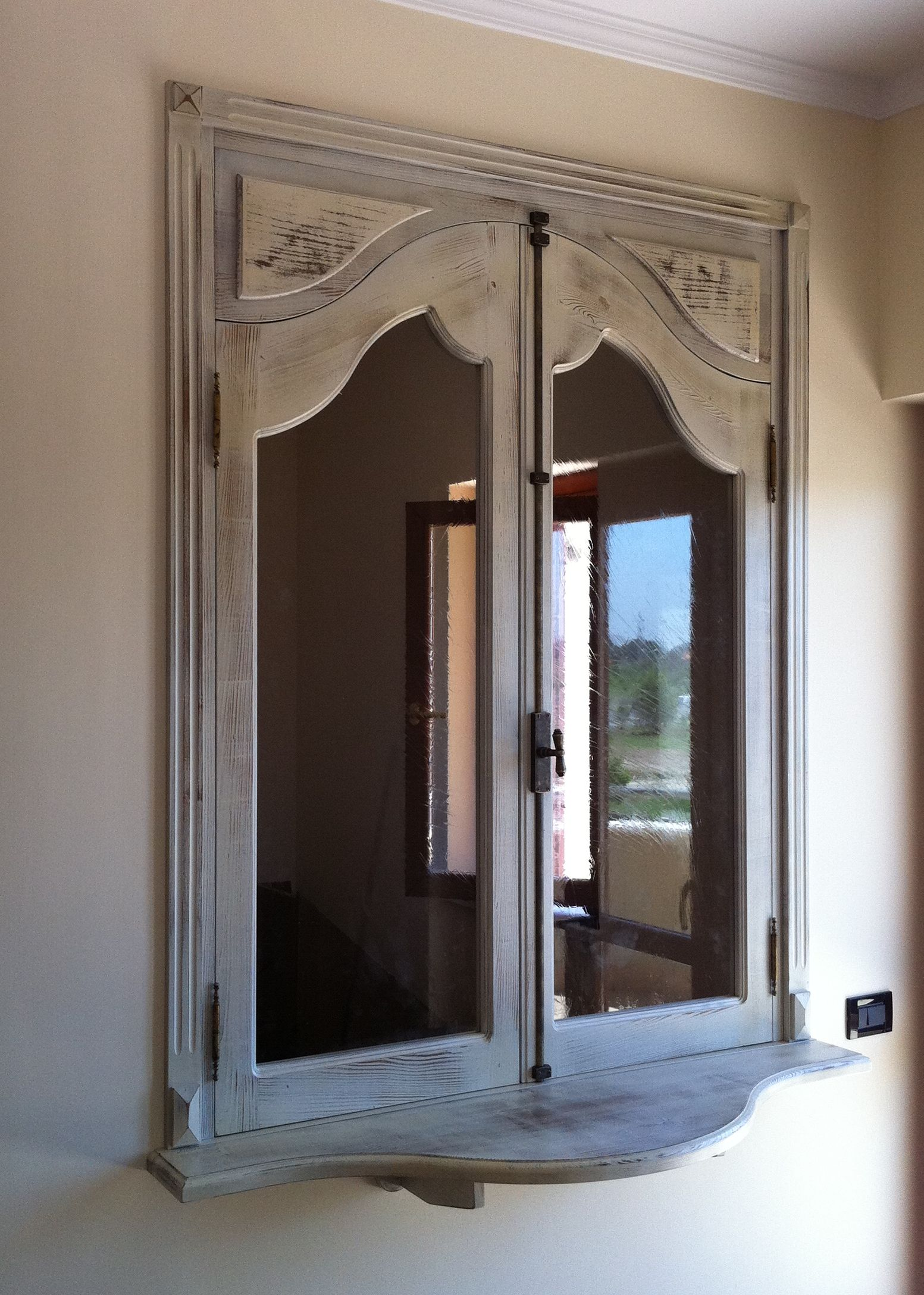 Finestre in legno a roma sempre al passo coi tempi - Finestre di legno ...