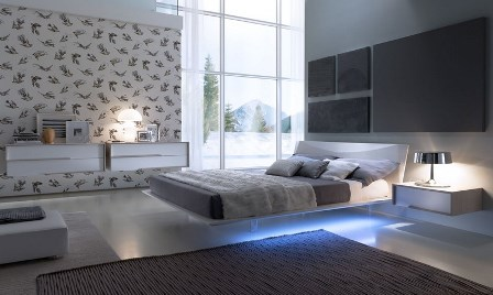 Decorazione di interni e mobili su misura soluzioni per for Camera da ragazzo moderna