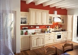 Arredare su misura una cucina piccola soluzioni pratiche e originali - Arredare cucina piccola rettangolare ...