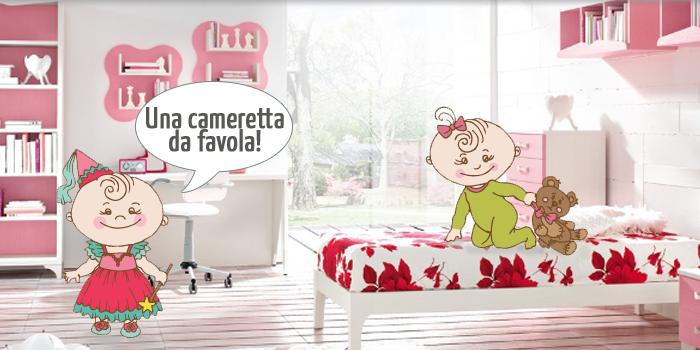 Camerette per ragazzi arredale con tanta creativit in - Camerette in poco spazio ...