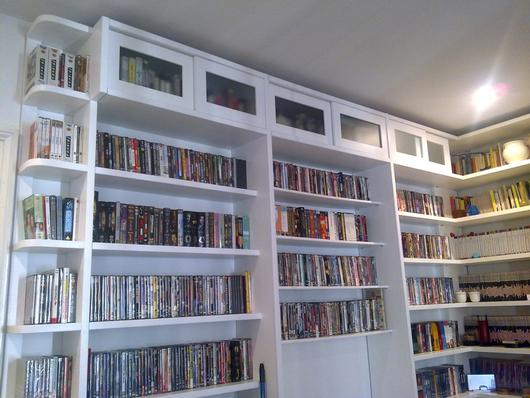 Librerie su misura per arredare con i libri for Arredare libreria