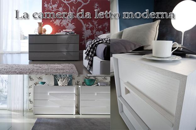Arredi su misura per una camera da letto moderna e di design - Mobili camera da letto moderna ...