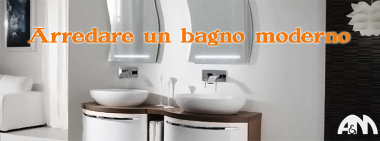 Arredare un bagno moderno idee d 39 arredo design e colori - Colori per il bagno ...