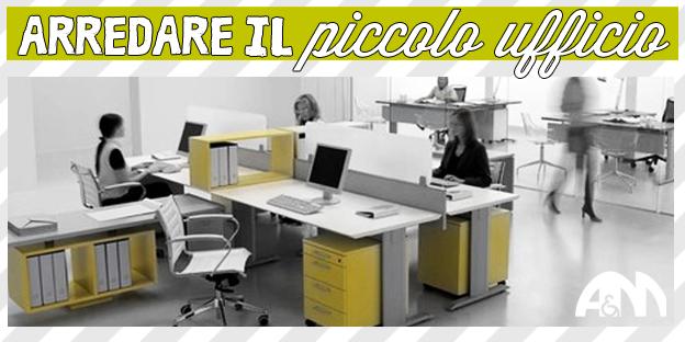 Idee e mobili su misura per arredare un ufficio piccolo - Arredare ufficio idee ...