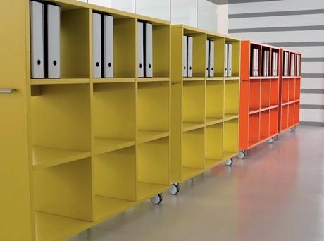 idee e mobili su misura per arredare un ufficio piccolo