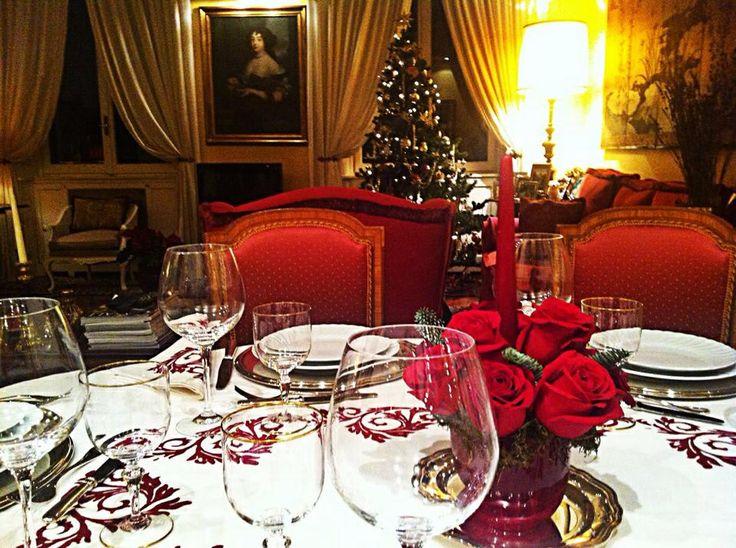 Arredare la casa in stile natalizio arredi e mobili for Arredamento natalizio casa