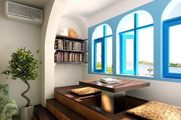 Un nido sul mare arredi e mobili for Mobili casa al mare