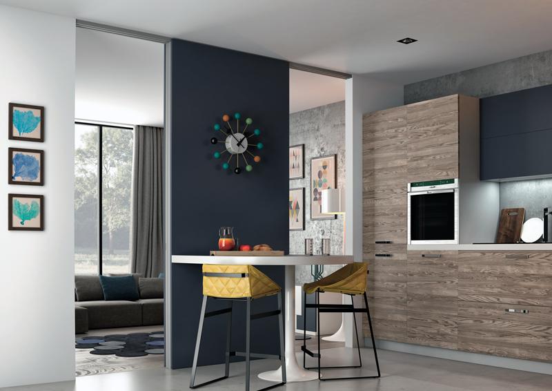 Soluzioni Per Dividere Soggiorno E Cucina ~ Design Per la Casa e ...