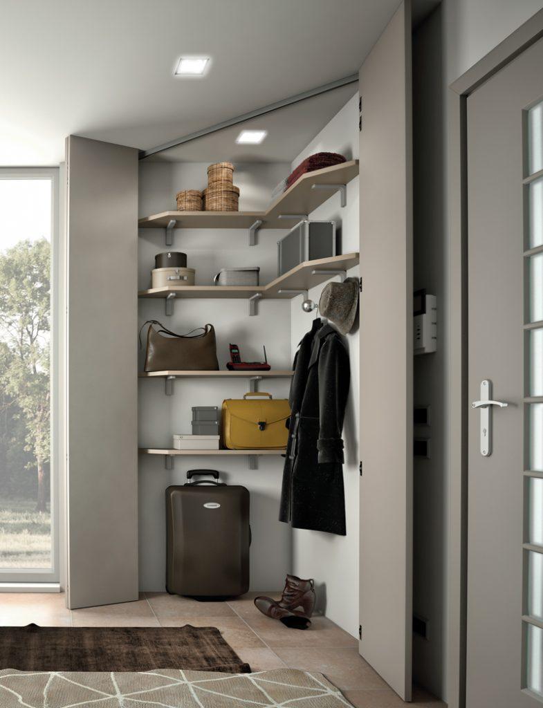 Ante scorrevoli su misura idee e consigli arredi e mobili for Ante a serrandina su misura