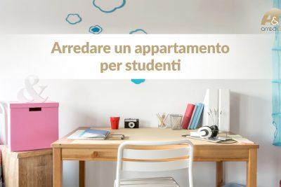 Vuoi arredare un appartamento per studenti e farti notare? Ecco 7 idee