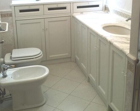 Per il tuo mobile bagno a Roma, solo bagni belli come spa - Arredi e ...