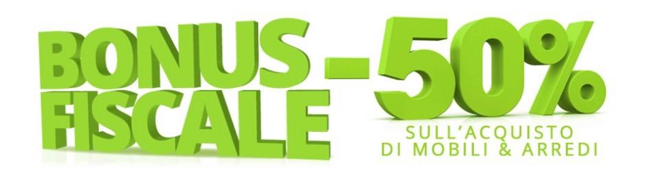 Bonus fiscale mobili e arredamenti su misura arredi e mobili for Bonus fiscale