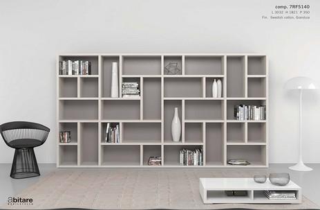 librerie moderne a roma soluzioni di design e