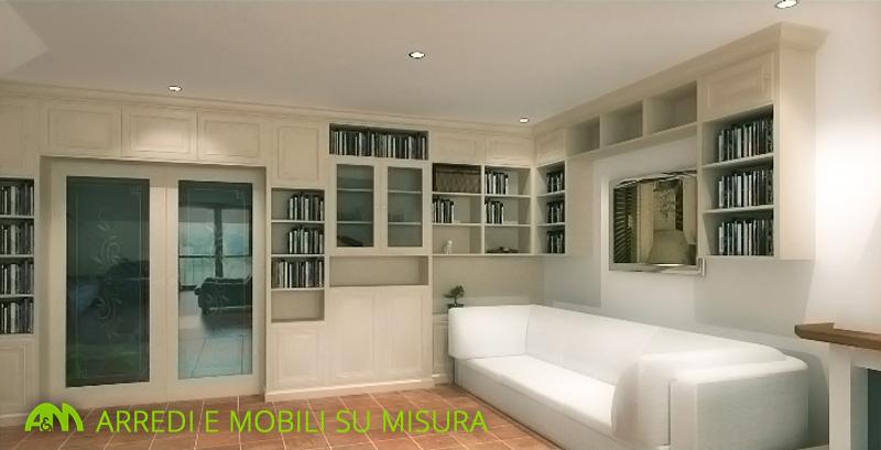 Arredamenti su misura roma falegnameria e mobilificio for Arredamenti udine e provincia