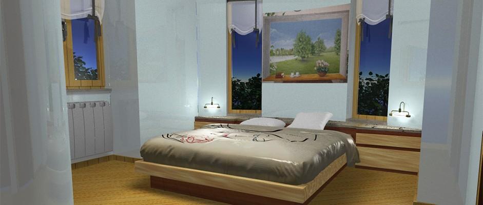 camere da letto su misura a roma classiche e moderne