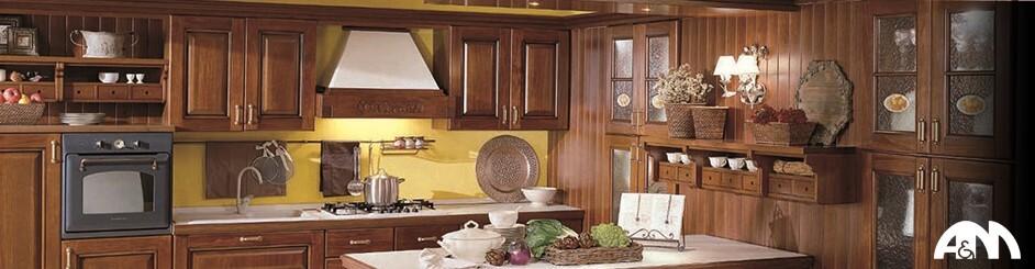 Cucine classiche su misura a roma arredi e mobili - Cucine classiche roma ...