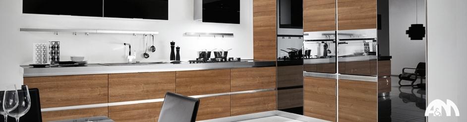 cucine moderne su misura a roma - arredi e mobili - Mobili Moderni Su Misura Roma