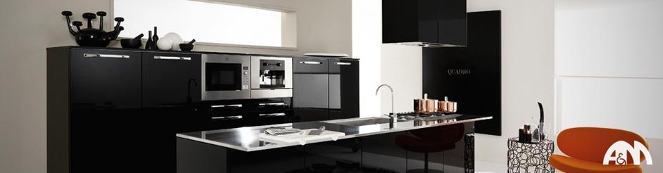 cucine moderne su misura a roma arredi e mobili. Black Bedroom Furniture Sets. Home Design Ideas