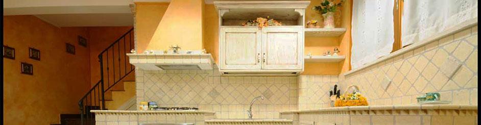 Cucine su misura artigianali a Roma? - Arredi e Mobili