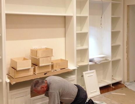 Arredamenti su misura per soggiorno a roma arredi e mobili - Mobili particolari per soggiorno ...